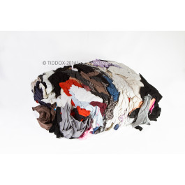 COLOURED RECYCLED T-SHIRT RAG