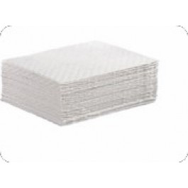 OIL ONLY ABSORBENT PADS (WHITE)