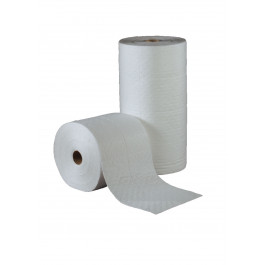 OIL ONLY ABSORPTION ROLLS (WHITE)