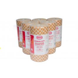 PREMIUM COFFEE WIPES-ON-A-ROLL (90 pce x 4 rolls)