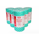 PREMIUM GREEN WIPES-ON-A-ROLL (90 pce x 4 rolls)