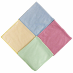 HEALTHCARE LOW LINT MICROFIBRE CLOTH