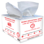 CAR CARE RHINO WIPES POP-UP BOX