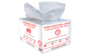 HEALTHCARE RHINO WIPES DISPENSER BOX