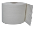 PRINTERS WHITE WIPES-ON-A-ROLL (